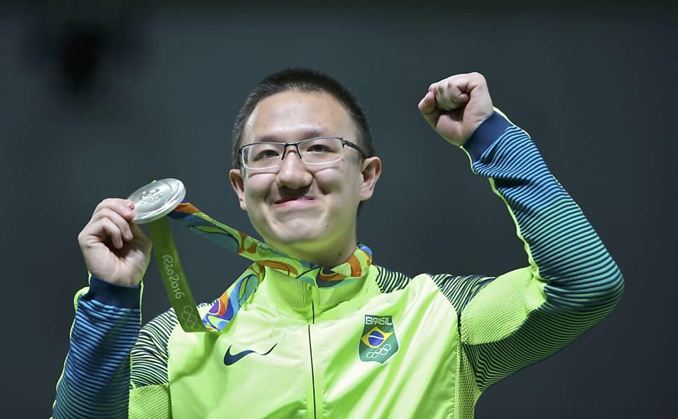 Felipe Wu na Rio-2016