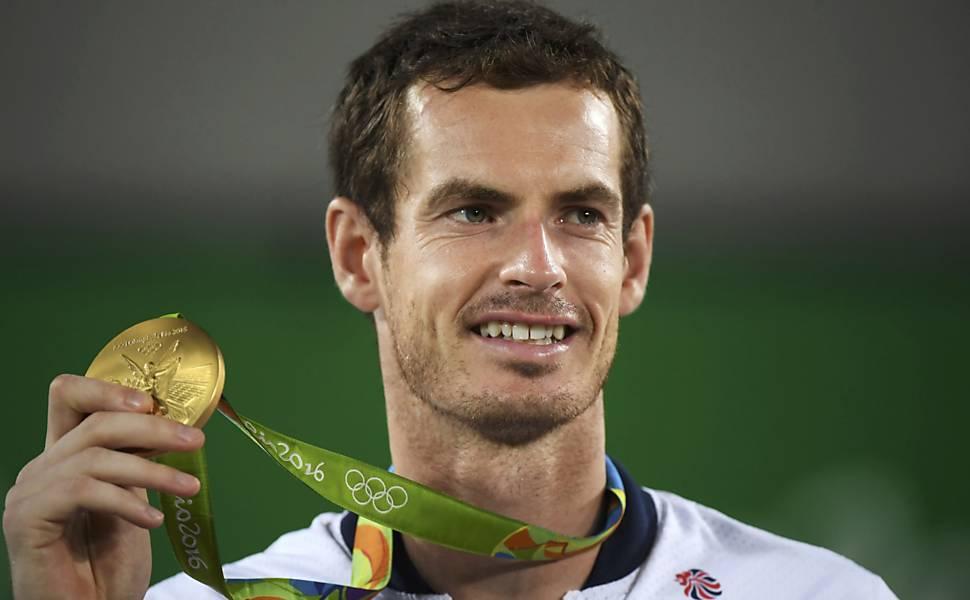 Final do tenis - Andy Murray x Del Potro