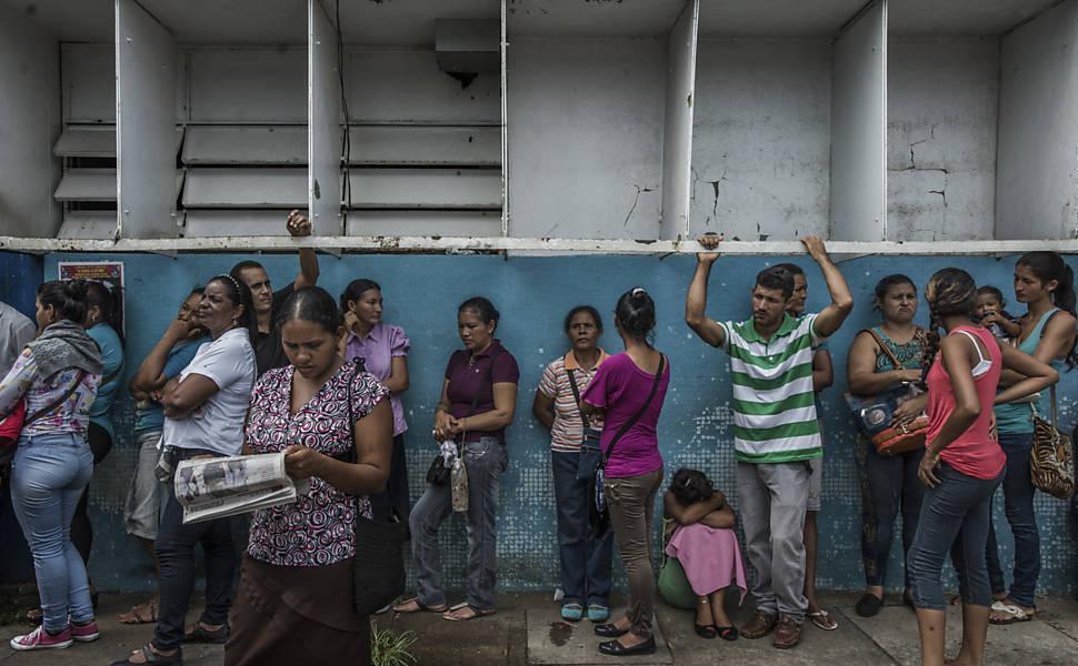 Venezuelanos buscam riqueza e espalham malária