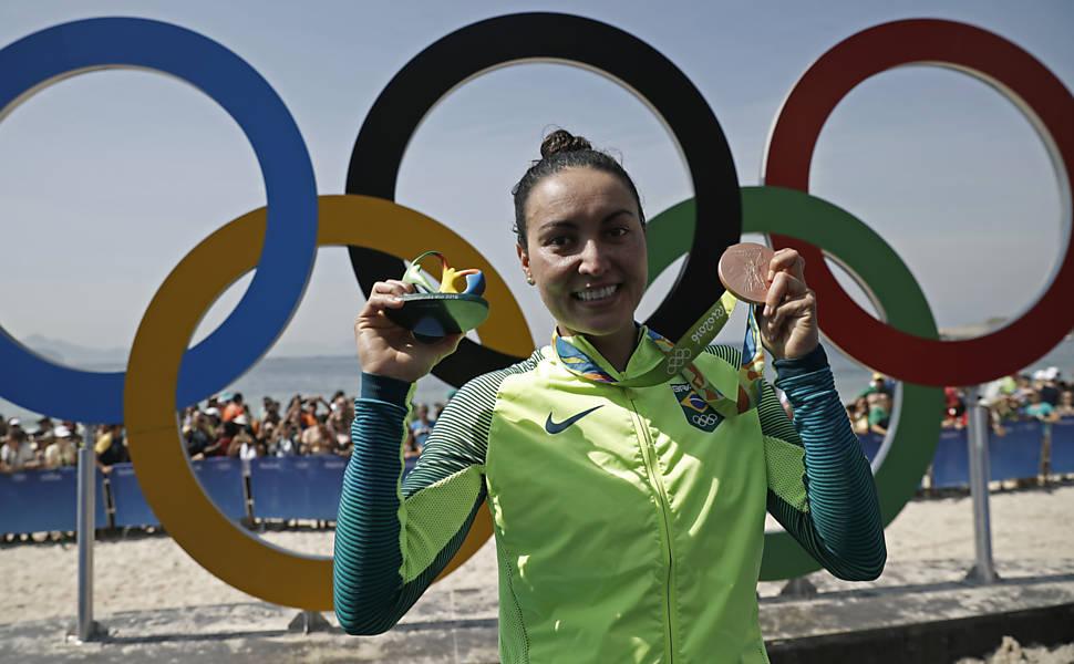 Poliana Okimoto na Rio-2016