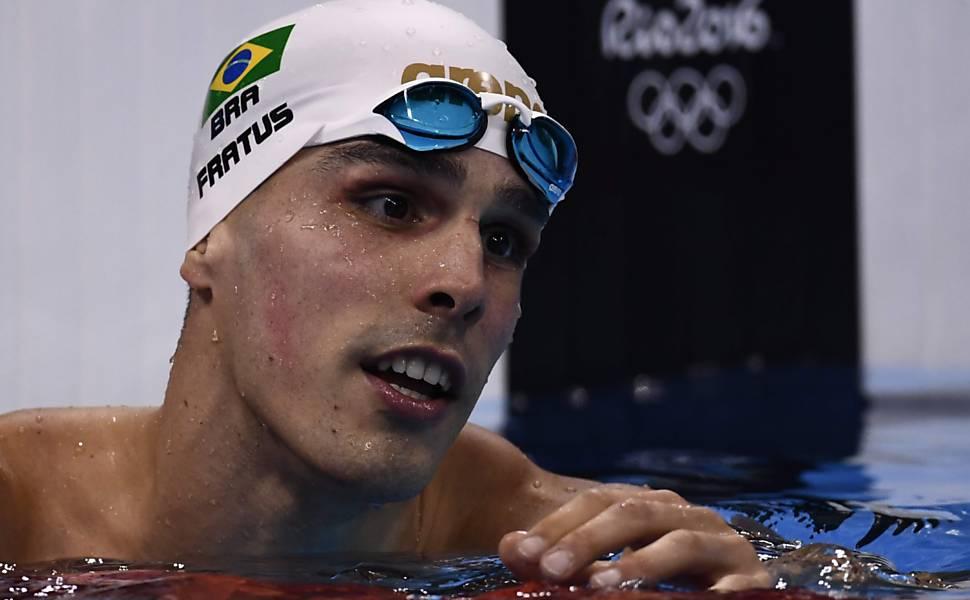 Brasil sem medalhas na piscina