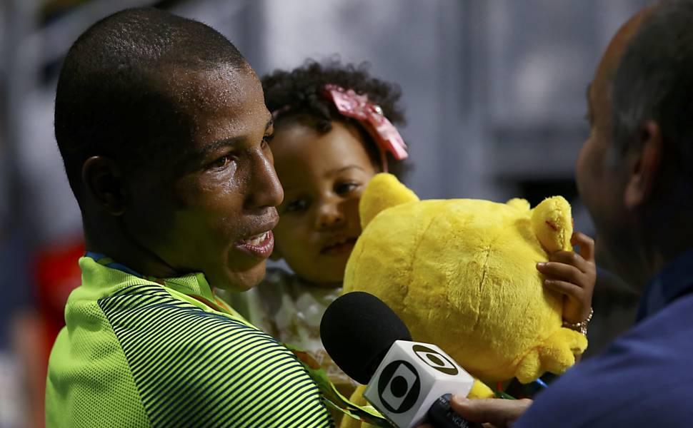 Robson Conceição na Rio-2016
