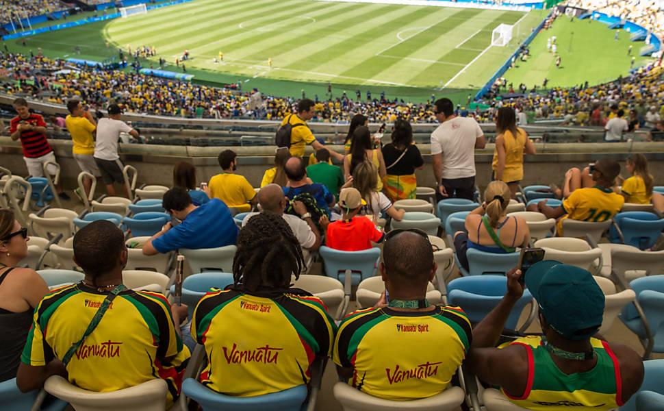 Atletas de Vanuatu disputaram olimpíada no Rio em 2016