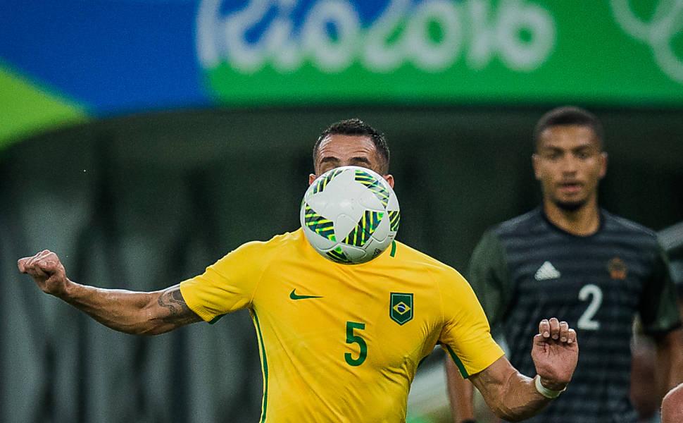 Final masculina do futebol na Rio-2016