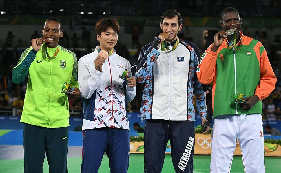 Maicon Andrade na Rio-2016