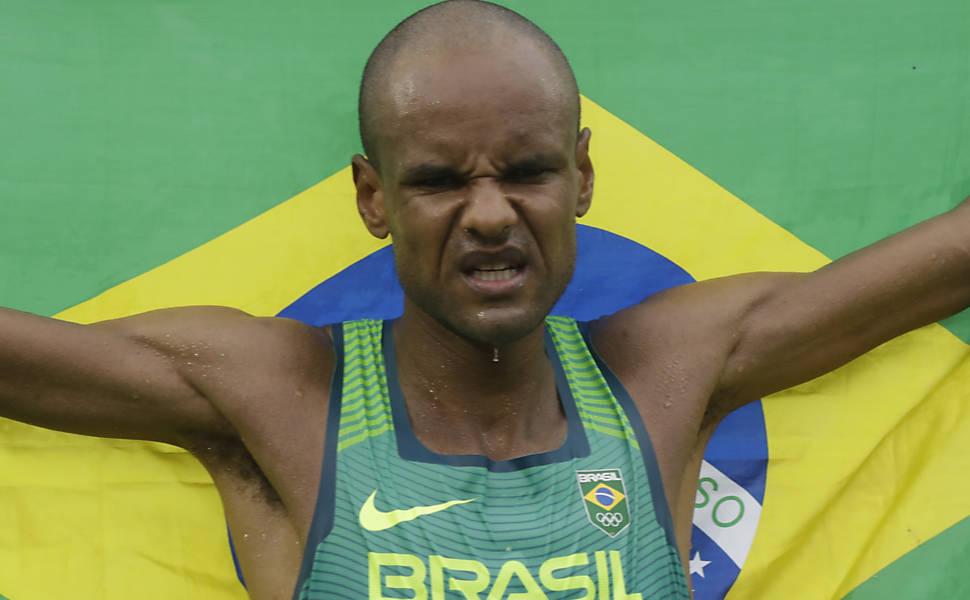 Maratona Olímpica masculina