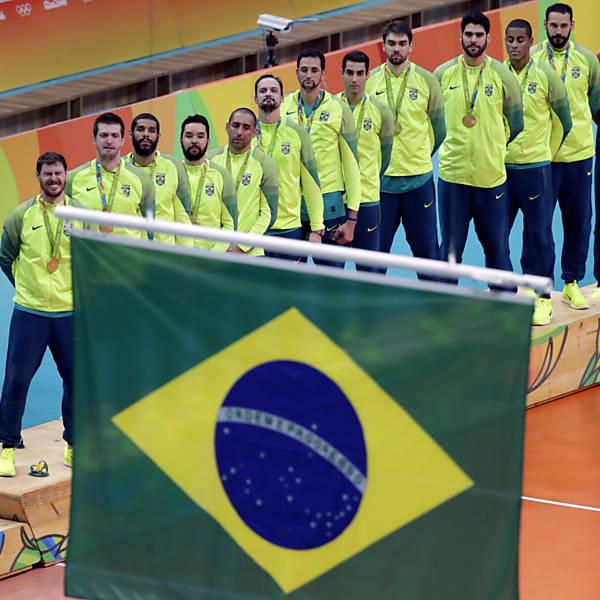 Medalhistas do Brasil na Rio-2016