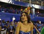 Thaila Ayala no Camarote Boa no Carnaval 2016