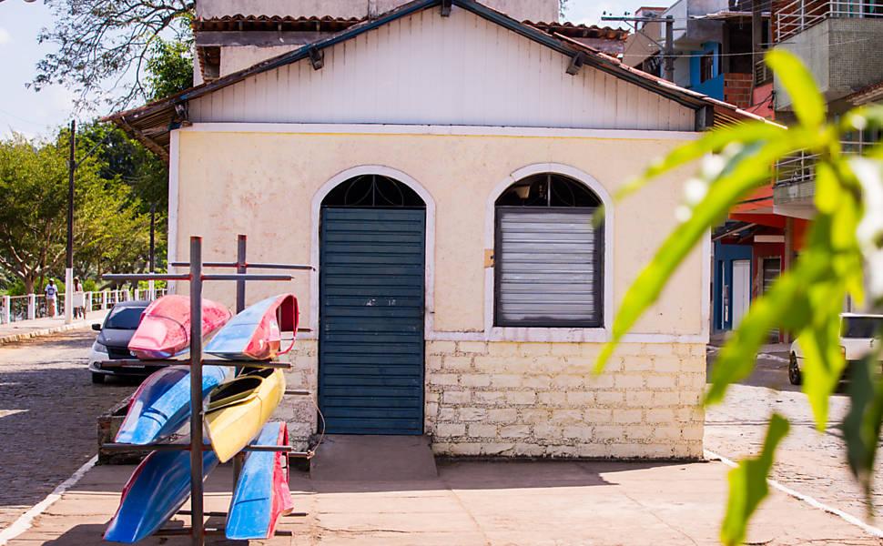 Ubaitaba, cidade das canoas e terra natal de Isaquias Queiroz