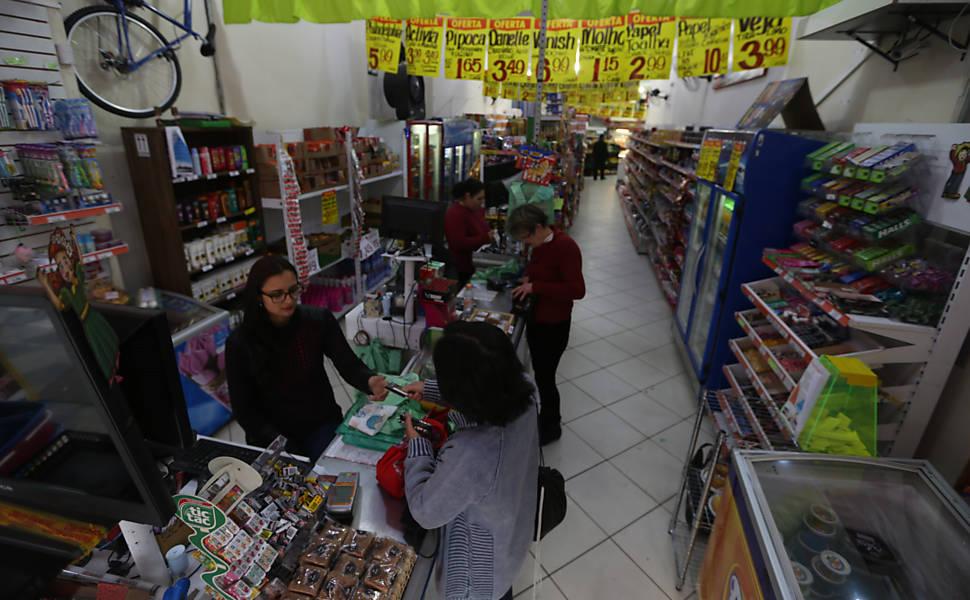 Mercados de pequeno porte