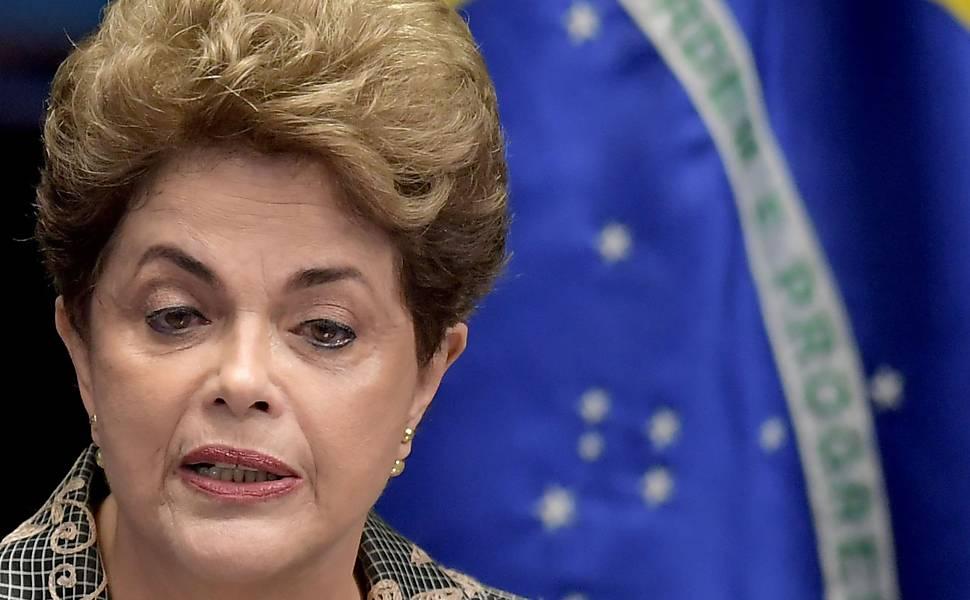 O segundo mandato de Dilma Rousseff