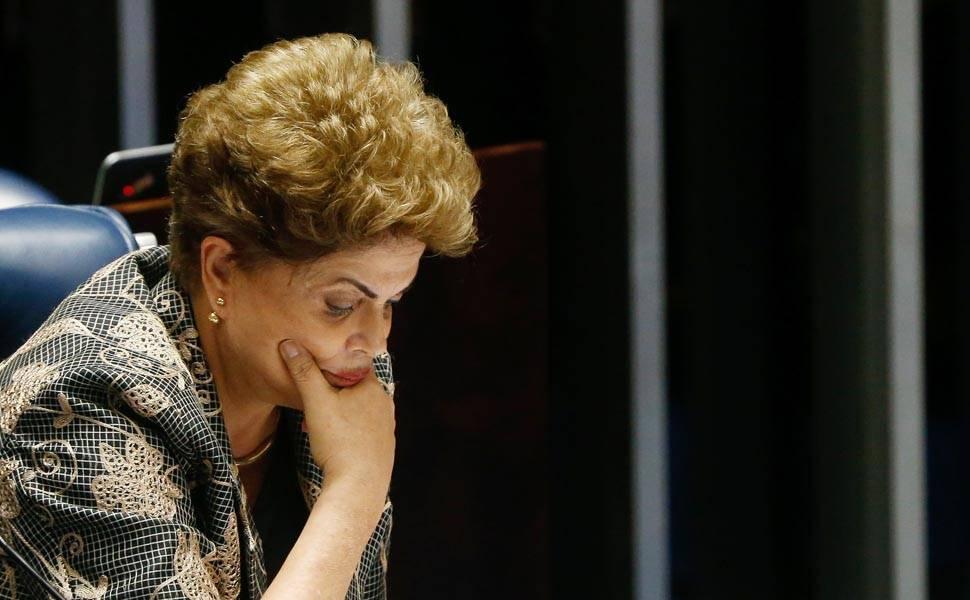 Resultado de imagem para Dilma pode ser condenada a 8 anos de cadeia.