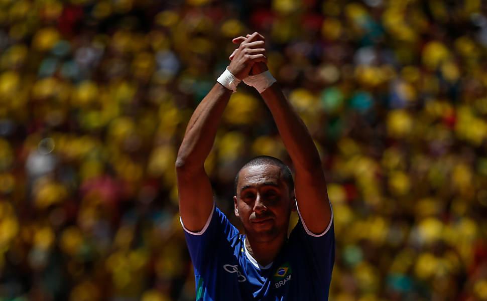 Amistoso de vôlei: Brasil x Portugal