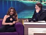 Anitta e Fabio Porchat brincam sobre relacionamento que tiveram durante entrevista no