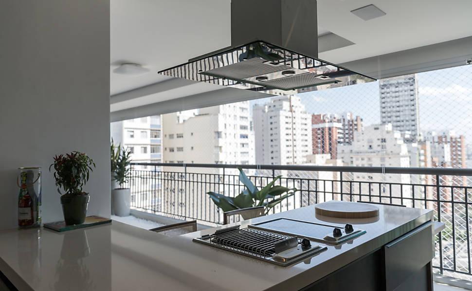 Apartamentos de luxo na zona sul de São Paulo