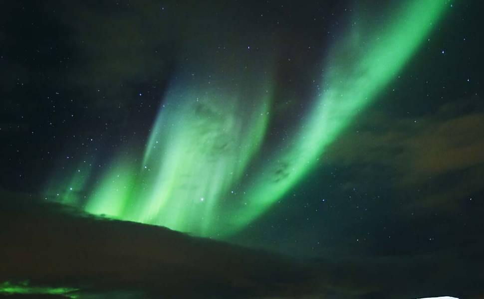 Roteiro no norte da Noruega