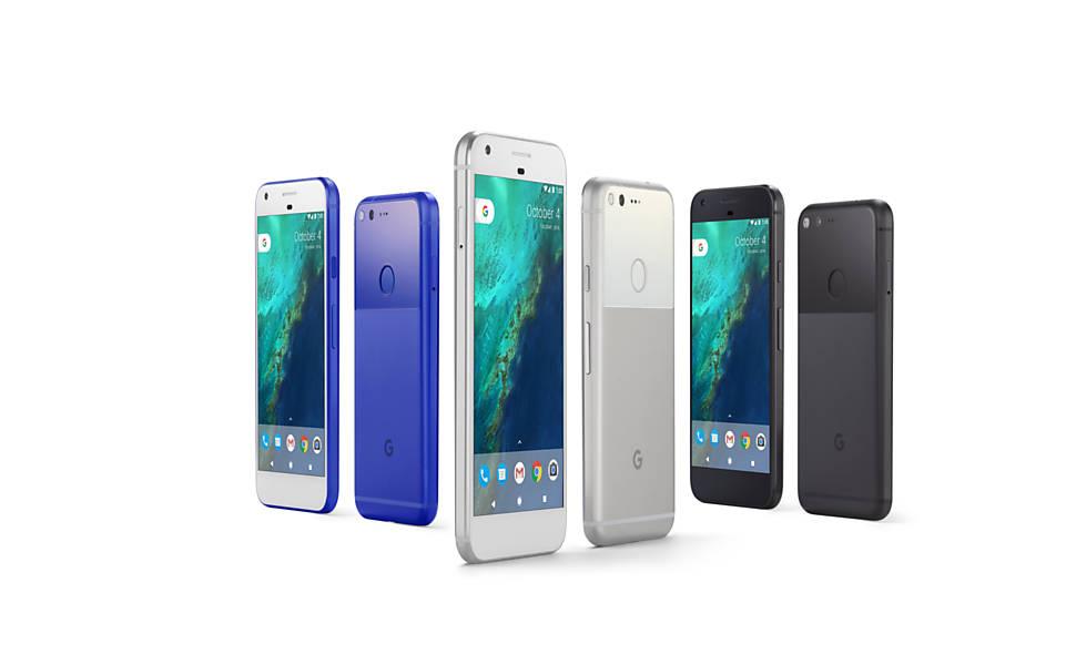 Google anuncia smartphone Pixel