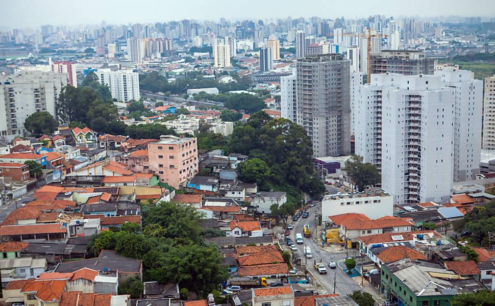 Vila Prudente em expansão