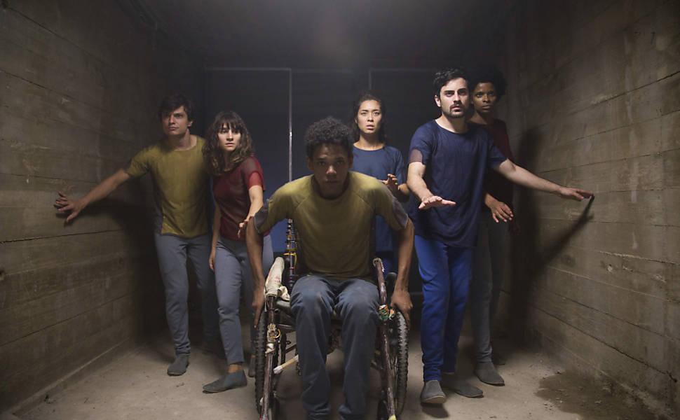 Série brasileira da Netflix 3%