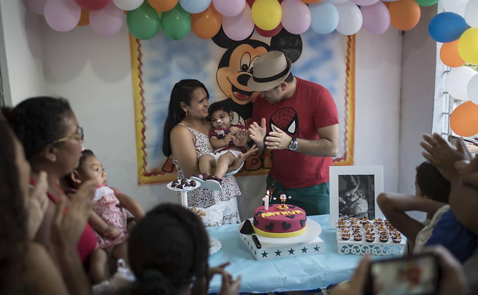 Microcefália no Nordeste do Brasil