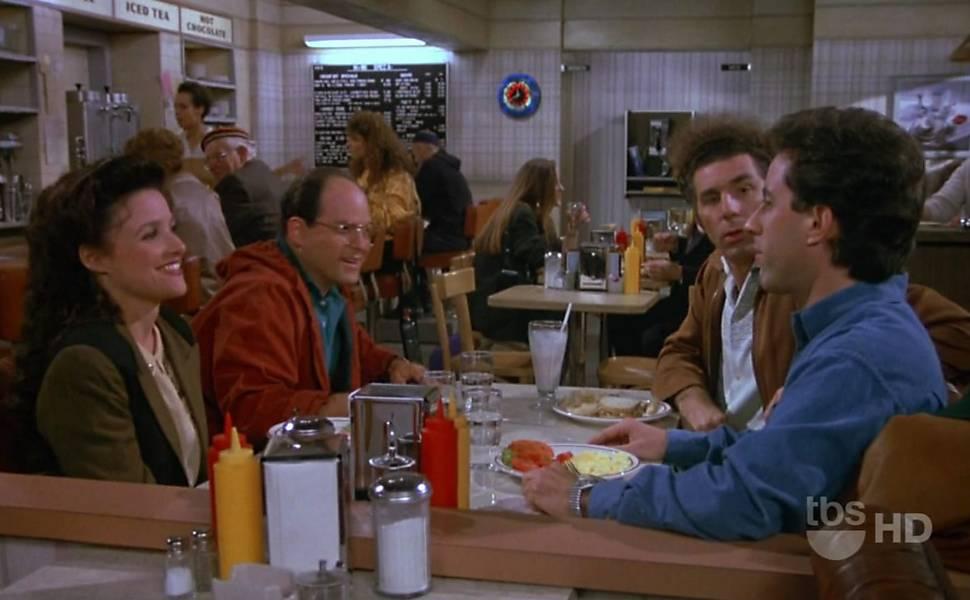 Veja nove episódios clássico de 'Seinfeld'