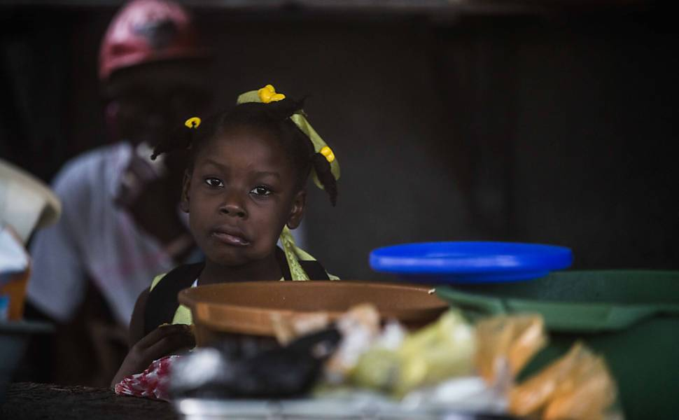 Haiti pós-furacão Matthew