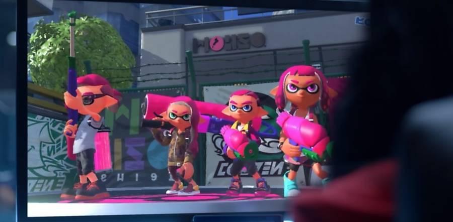 Nintendo Switch divulga seus primeiros jogos