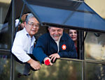 No dia 20 de outubro, Lula vira réu pela 2ª vez. O ex-presidente será julgado pelo juiz Sergio Moro, responsável pelos processos da Operação Lava Jato que não envolvam pessoas com foro privilegiado. Ele é acusado de corrupção e lavagem de dinheiro no caso do tríplex do Guarujá