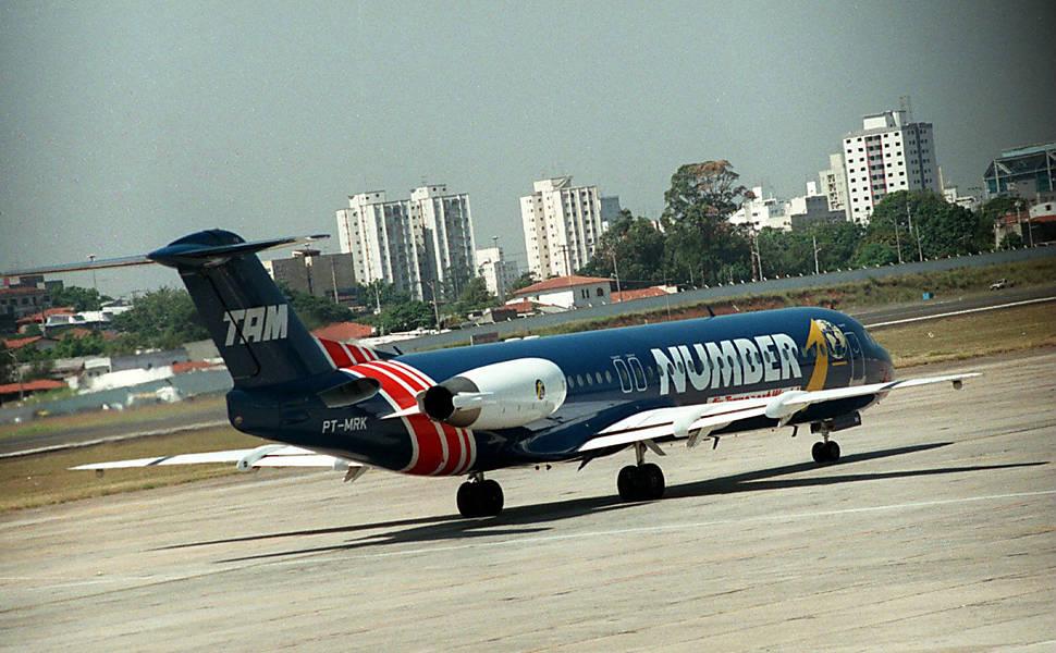 20 anos do acidente com o Fokker 100 da TAM
