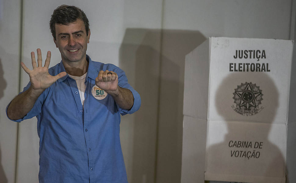 Segundo turno das eleições no Rio em 2016