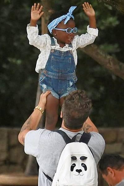 Titi, filha de Giovanna Ewbank e Bruno Gagliasso