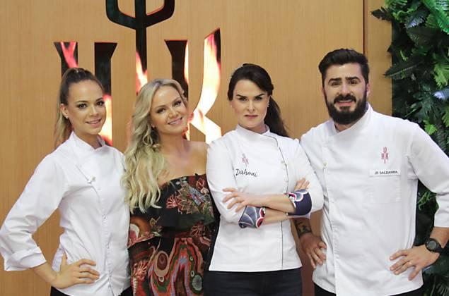Hell's Kitchen: Cozinha Sob Pressão - 4ª temporada