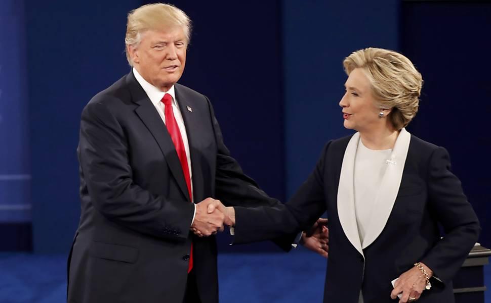 Campanha presidencial norte-americana 2016