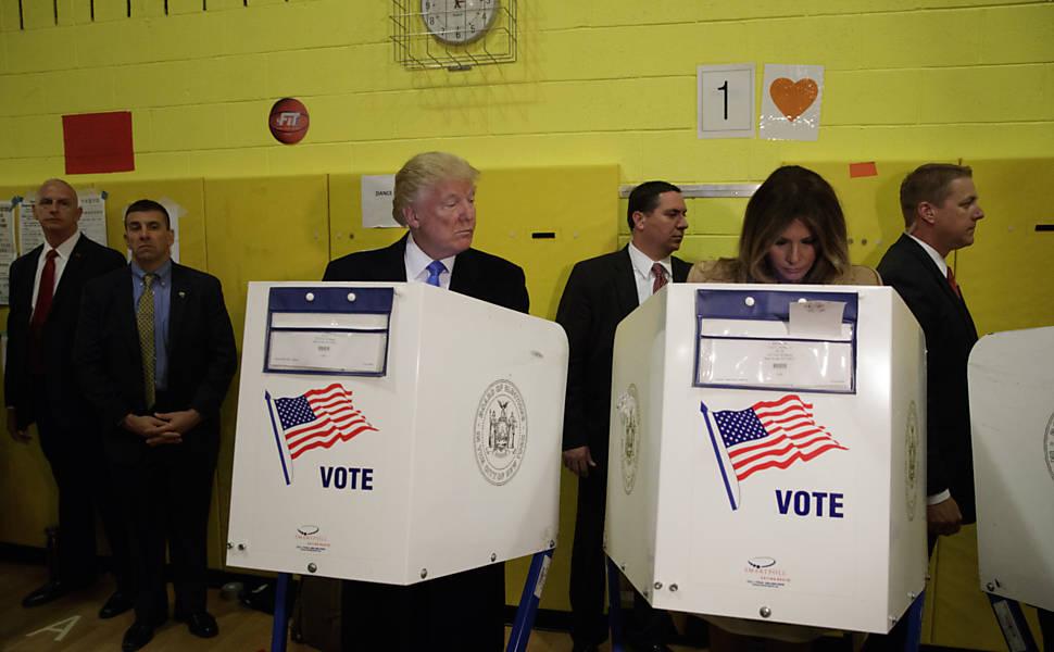 Dia de Votação nos EUA