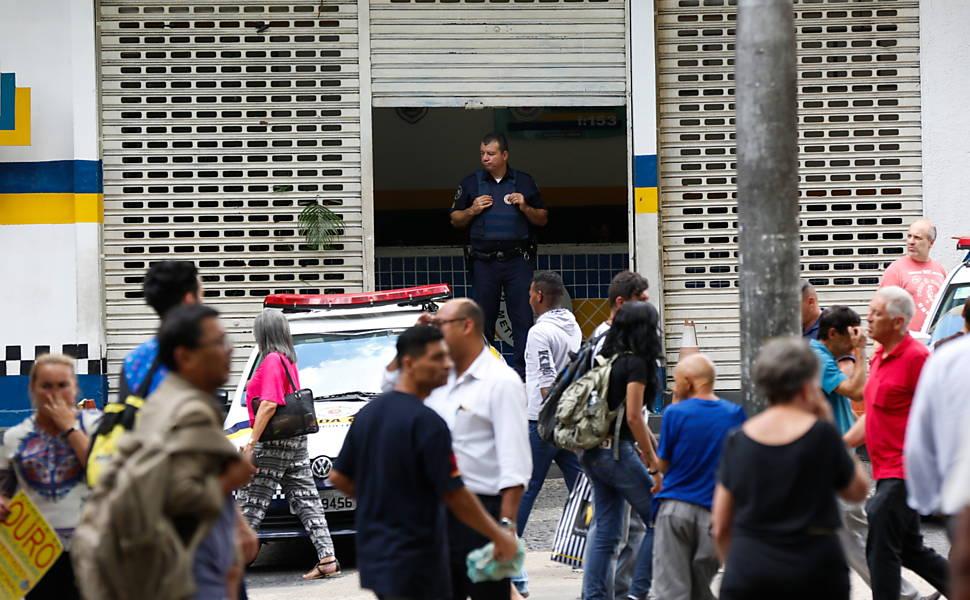 Guarda Civil Metropolitana de São Paulo