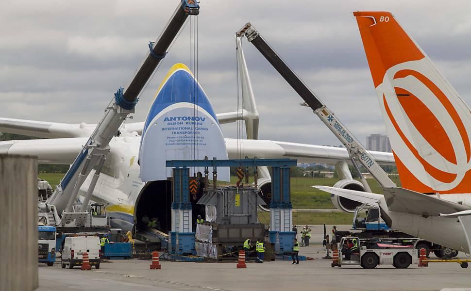 Antonov Mriya An-225, maior avião do mundo