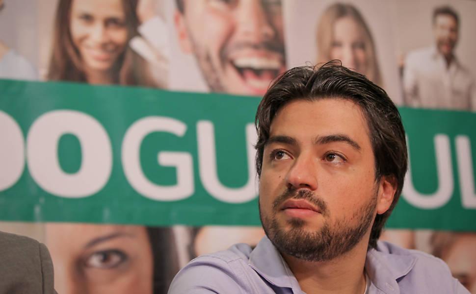 Guti, prefeito eleito de Guarulhos