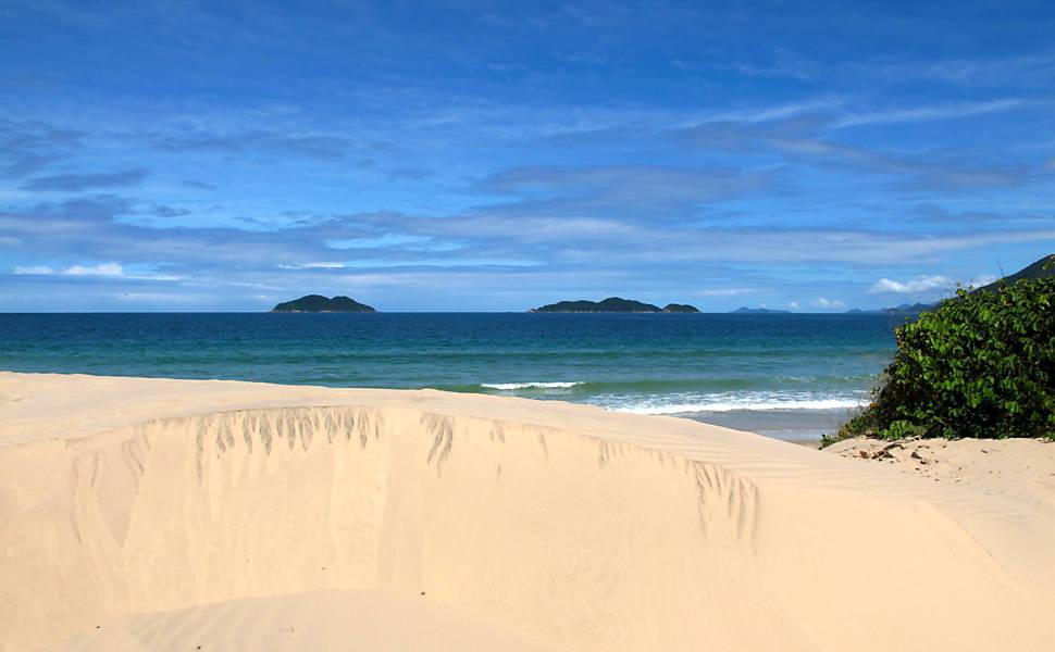 Sete Praias Brasileiras para Curtir o Verão