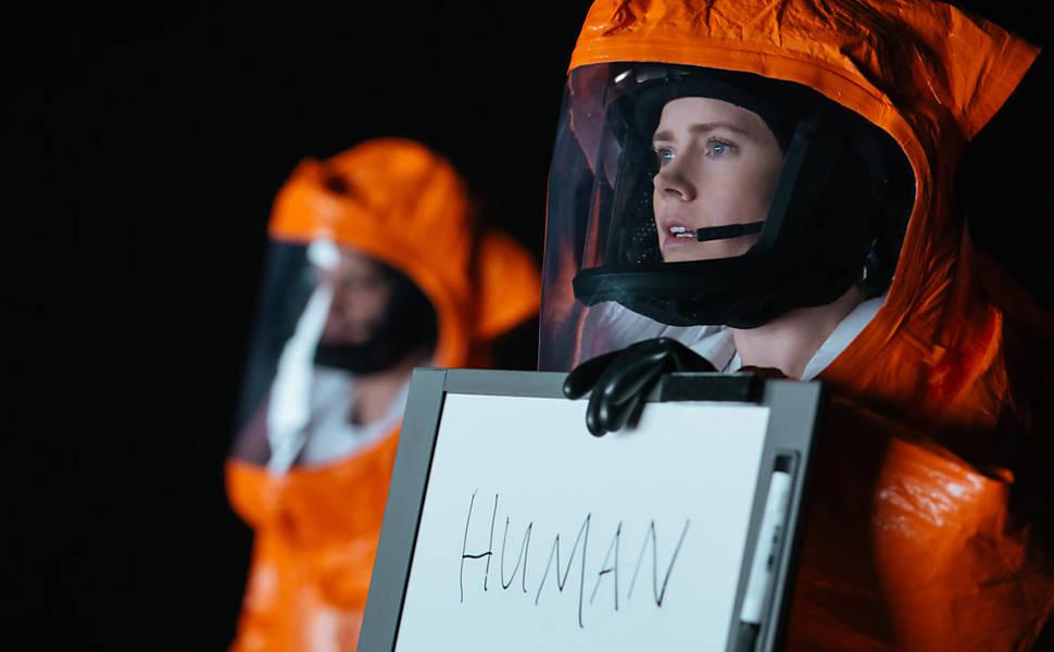 Amy Adams em 'A Chegada'