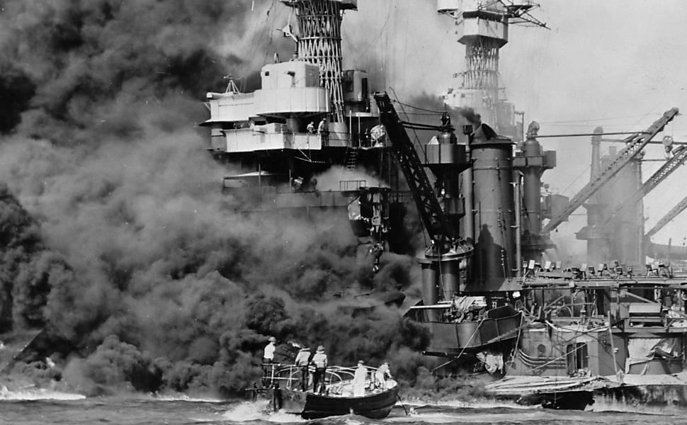 75 anos do Ataque a Pearl Harbor