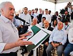 Em sua primeira visita ao Nordeste, Temer opta por eventos fechados para evitar protesto em Fortaleza