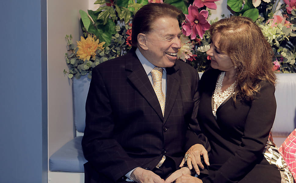 Silvio Santos no MIS