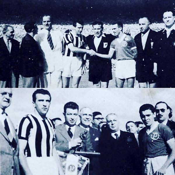 Palmeiras e a Copa Rio de 1951