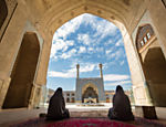 Grande Mesquita de Isfahan