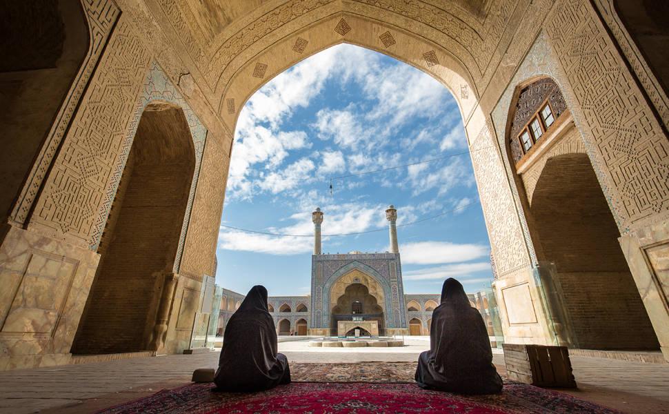 Álbum de Viagem - Irã