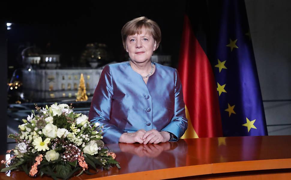 O 2016 de Angela Merkel