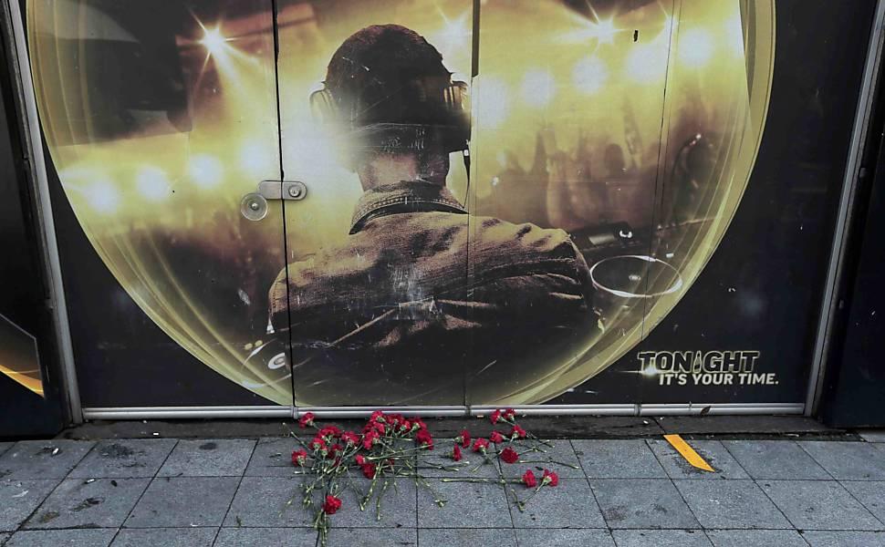 Ataque a tiros em boate na Turquia