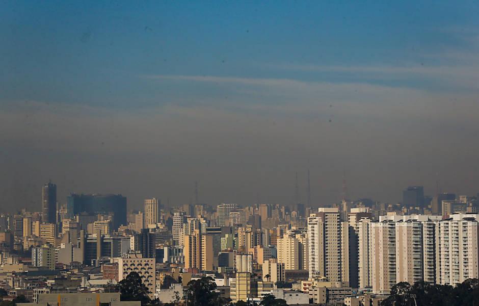Cidades poluídas