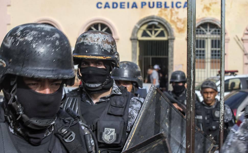 Rebelião e morte em Manaus