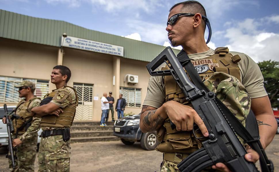 Massacre em Roraima